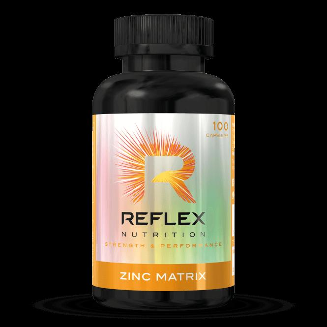 Reflex Nutrition Zinc Matrix 100 Caps