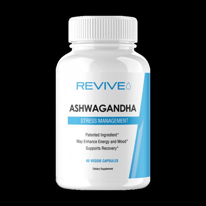Revive MD Ashwagandha 60 Caps