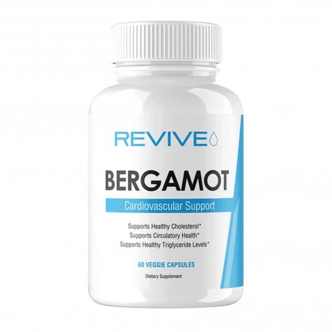 Revive MD Bergamot 60 Veggie Caps
