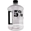 Rich Piana 5% Nutrition 5% Half Gallon Jug 1.89L
