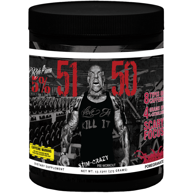 Rich Piana 5% Nutrition 5150 300G (SHORT DATED)
