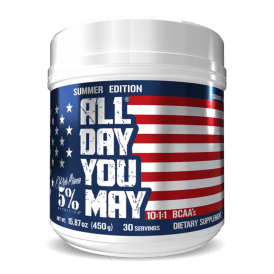 AllDayYouMay Summer Edition 450g