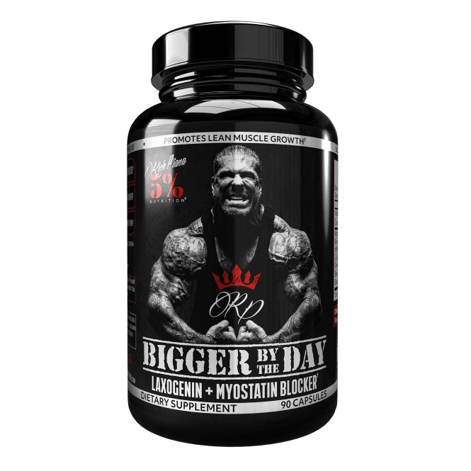 Rich Piana 5% Nutrition Bigger By The Day 90 Caps