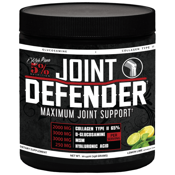 Rich Piana 5% Nutrition Joint Defender 296G