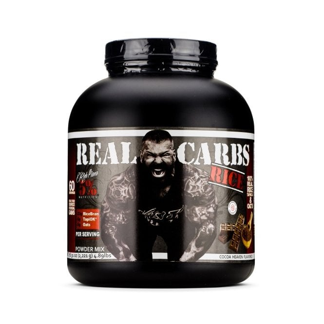 Rich Piana 5% Nutrition Real Carbs Rice 2.2 Kg