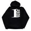 Rich Piana 5% Nutrition Apparel 1Dayumay Hoodie Black/White