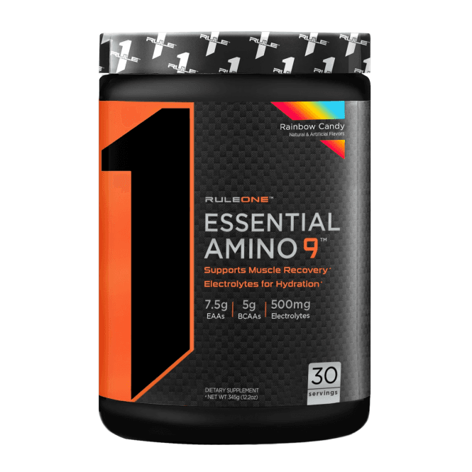 Rule 1 Proteins R1 Essential Amino 9 345g