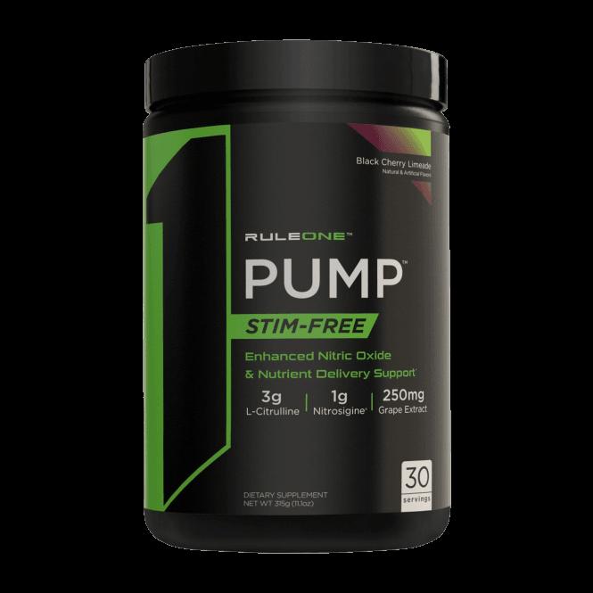 Rule 1 Proteins R1 Pump 30 Servings