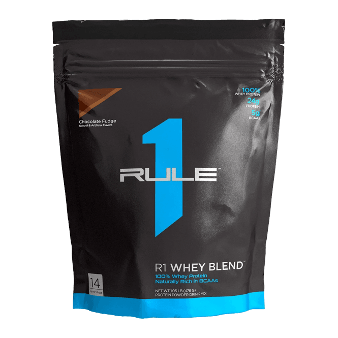 Rule 1 Proteins R1 Whey Blend 496g