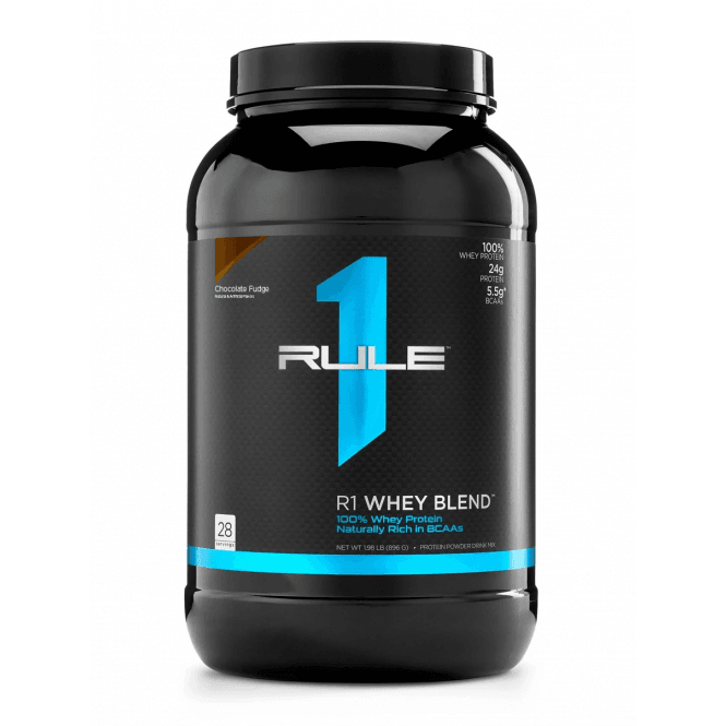 Rule 1 Proteins R1 Whey Blend 896g