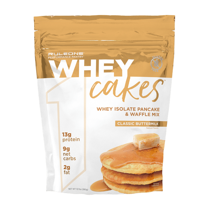Rule 1 Proteins R1 Whey Cakes 12 Servings