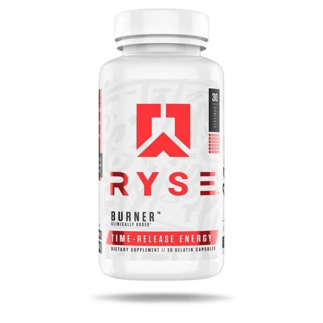 RYSE Fat Burner 30 Caps