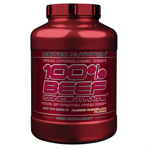 Scitec Nutrition(discontinued) 100% Beef Concentrate 2kg