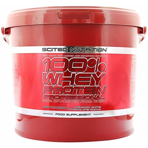 Scitec Nutrition(discontinued) 100% Whey Protein Professional 5000g
