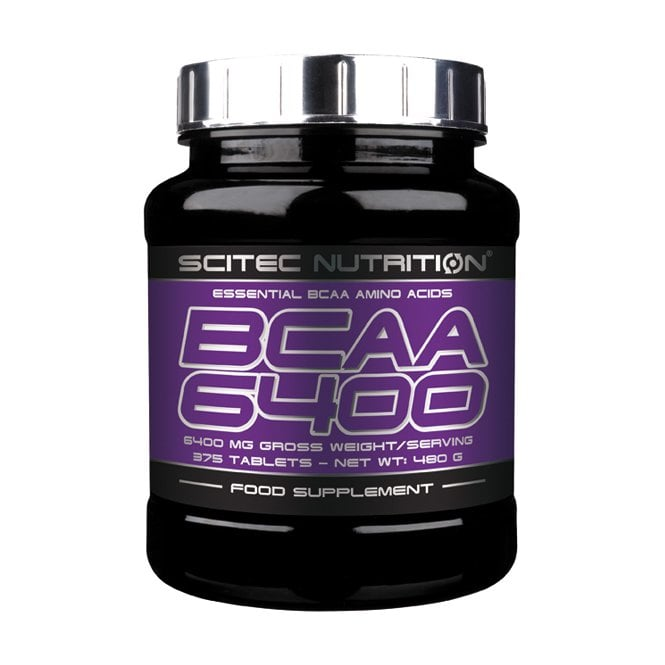 Scitec Nutrition(discontinued) Bcaa 6400 375 Tabs