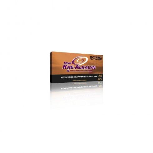 Scitec Nutrition(discontinued) Mega Kre-Alkalyn 120 Caps