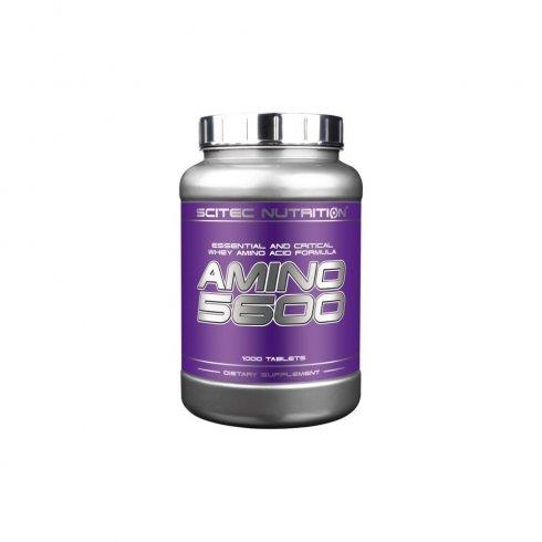 Scitec Nutrition Amino 5600 1000 Tablets