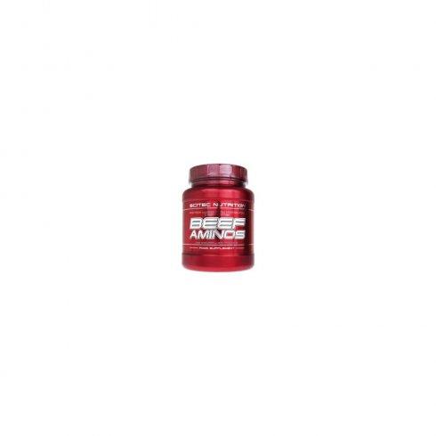 Scitec Nutrition Beef Aminos 500 tablets