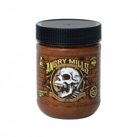 Angry Mills Non-Caffeinated Almond Spread 340G