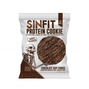 Sinfit Protein Cookie 10 X 78G (SHORT DATED)