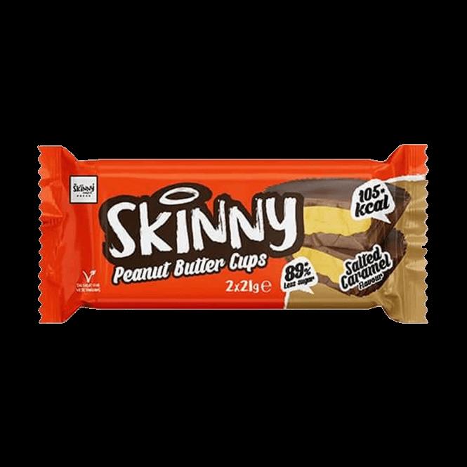 Skinny Food Co Low Sugar Peanut Butter Cups 10 x 42g