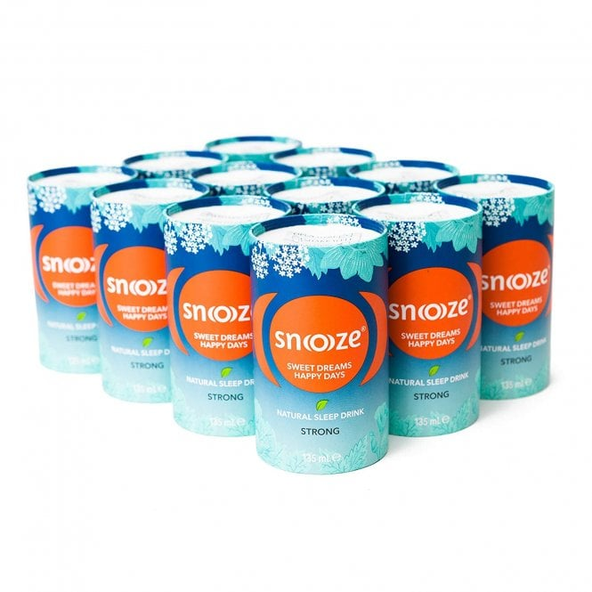 Snoooze Drink 12x135ml (SHORT DATED)