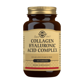 Collagen Hyaluronic Acid Complex 30 Tabs