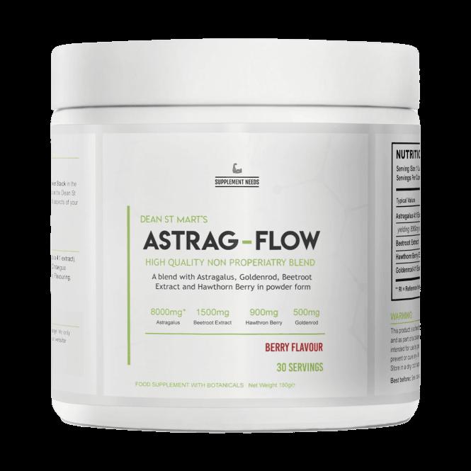 Supplement Needs Astrag-Flow 30 Servings