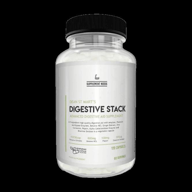 Supplement Needs Digestive Stack 120 Caps