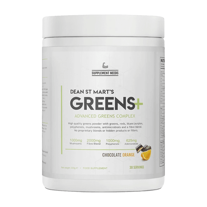 Supplement Needs Greens+ 30 Servings
