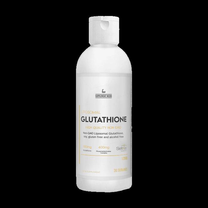 Supplement Needs Liposomal Glutathione 120ml