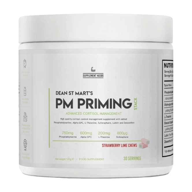 Supplement Needs PM Priming Stack 30 Servings