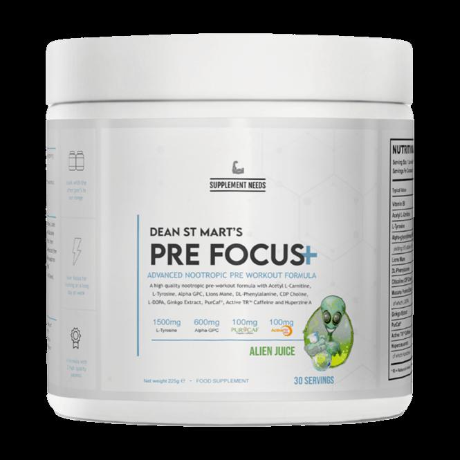 Supplement Needs Pre Focus+ 30 Servings