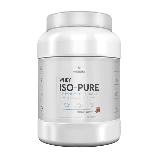 Supplement Needs Whey Iso-Pure 1kg