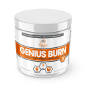 The Genius Brand Genius Burn 60 Veggie Caps