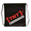 TNT Drawstring Bag Black/Red