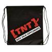TNT Drawstring Bag Black/Red