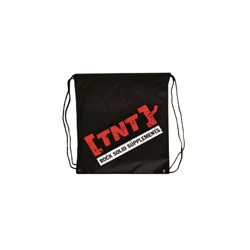 TNT Drawstring Bag One Size
