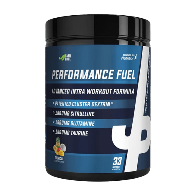 Trained By JP Performance Fuel 33 Servings