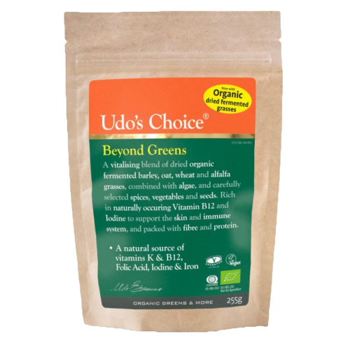 Udos Choice Beyond greens 255g
