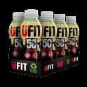 UFIT 50g High Protein Shake 8 x 500ml