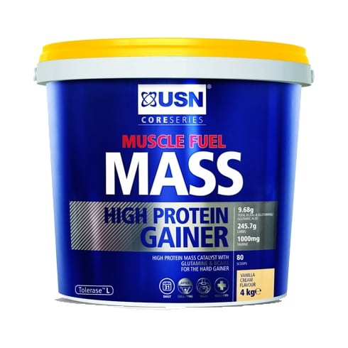 USN Muscle Fuel Mass 5000g