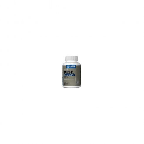 USN Triple Omega Softgels 160 Ct