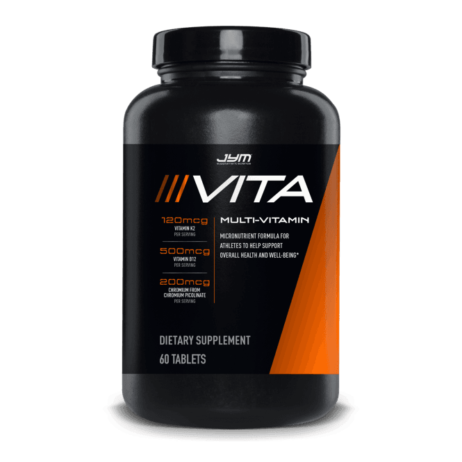JYM Vita 60 Tablets