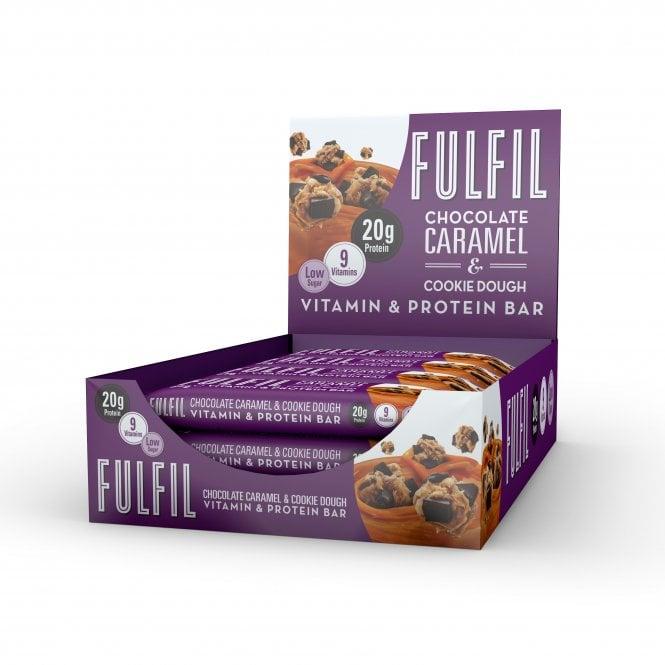Fulfil Vitamin & Protein Bar 15 X 55G