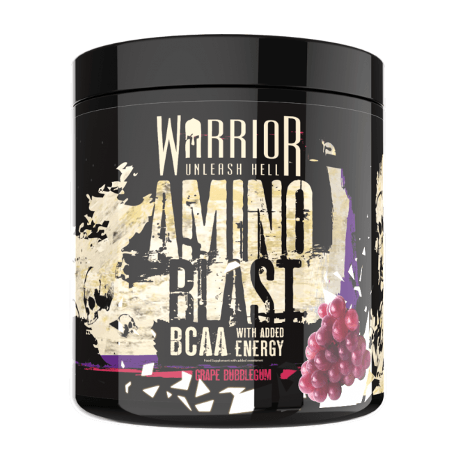 Warrior Amino Blast 30 Serv (SHORT DATED)