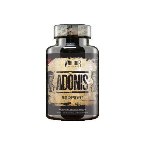 Warrior(discontinued) Adonis 90 Capsules
