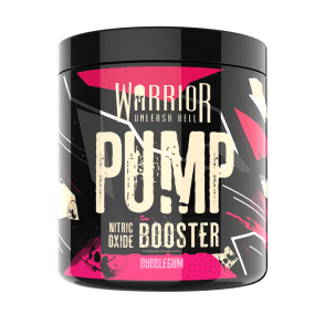 Warrior Pump 30 Serv 225g (SHORT DATED)