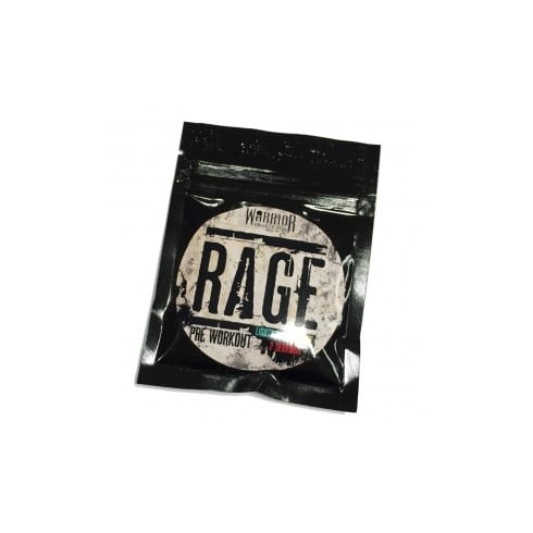 Rage Single Sachet 8g Blazin' Berry