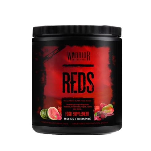 Warrior(discontinued) Reds 30 Servings
